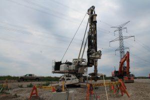 FDR-140 Foundation Drill