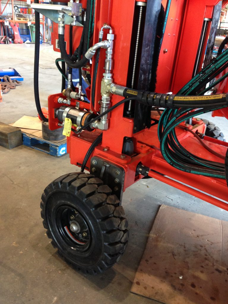 Reef Drill Mobile Cart