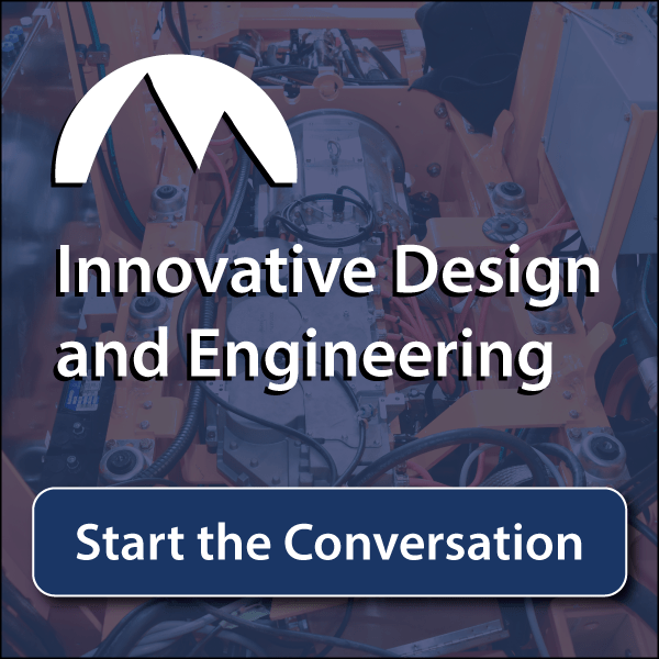 MEDATech Innovative Design and Engineering Start the Conversation Button