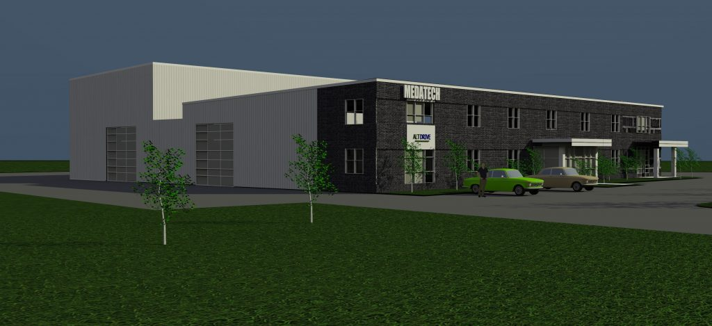 MEDATECH Shop Expansion