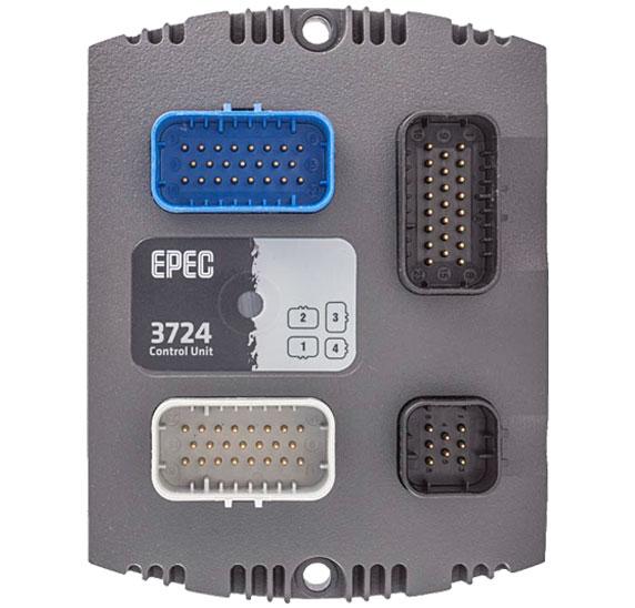 EPEC electronic control unit product 3724