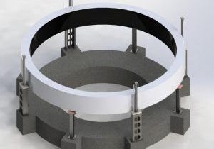 Andritz Stator Jacking System - Lower Matagami