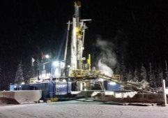 Oil & Gas Slant Drill