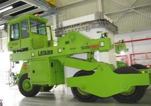 A picture of the LT Transporter that MEDATech preformed an assessment on.
